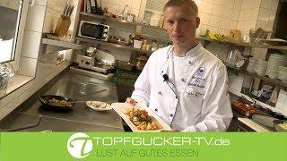 Hähnchen-, Paprika-, Physalispfanne | Topfgucker-TV