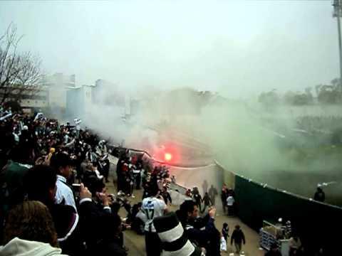 LOS PANZERS salida con las zorras 14/08/2010 - Los Panzers - Santiago Wanderers