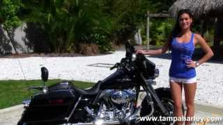 9. Used 2008 Harley Davidson FLHX Street Glide Motorcycles for sale