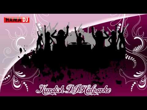 Kurdish DJ New Halparke BY : Hama DJ (видео)
