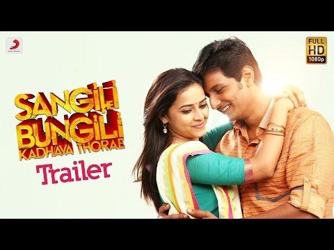 Sangili Bungili Kadhava Thorae – Official Tamil Trailer