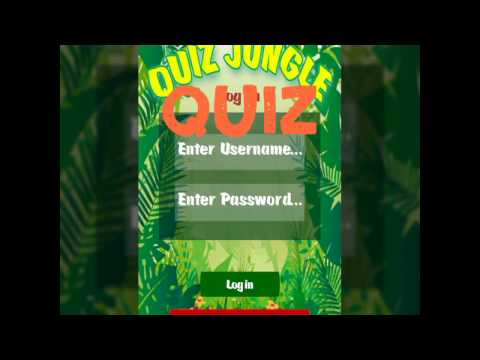 Quiz Jungle -- The Real-Time Multiplayer Trivia Mobile Game
