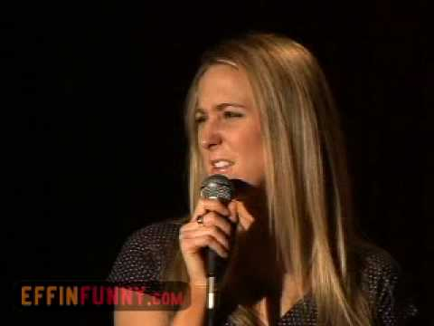 Nikki Glaser Effinfunny Stand Up - Thinking of Abortion