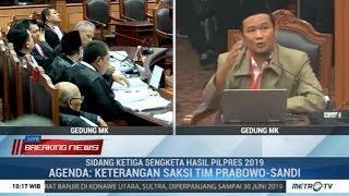 Video Kesaksian Kontroversial, Agus Maksum Dicecar Tim Jokowi, KPU, dan Bawaslu (Sidang ke-III MK) MP3, 3GP, MP4, WEBM, AVI, FLV Juli 2019