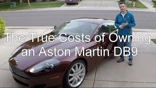 Video The True Cost of Owning an Aston Martin DB9 MP3, 3GP, MP4, WEBM, AVI, FLV Agustus 2019