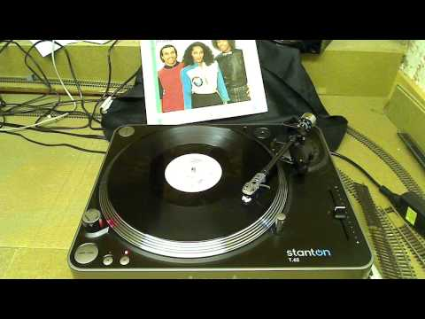 Shalamar - A Night To Remember (12inch) (Vinyl)