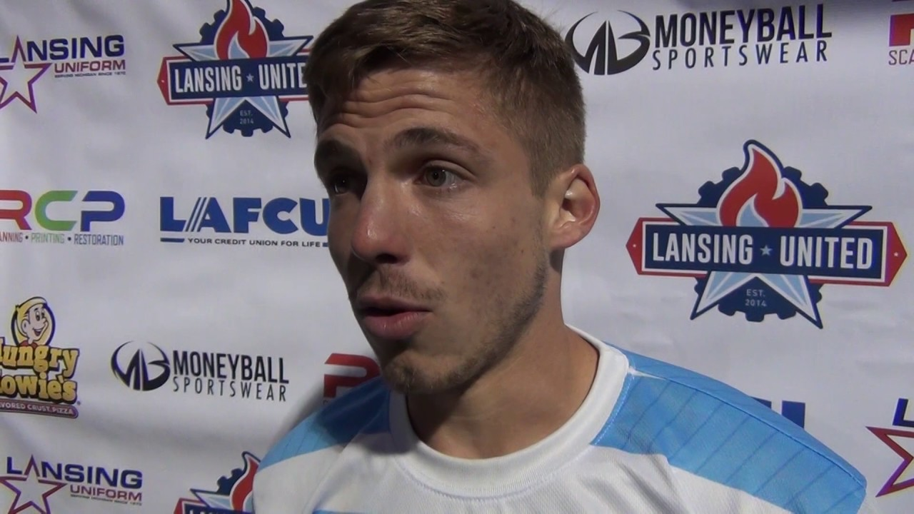 Lansing United 5-0 FC Indiana Interviews