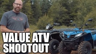 7. Value ATV Shootout: CFMOTO VS Polaris