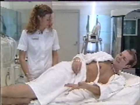 "C4 LIVE Colonic Irrigation Colon Hydrotherapy on ""The Salon"" 2004 with Jody Bunting & Amanda Easton"