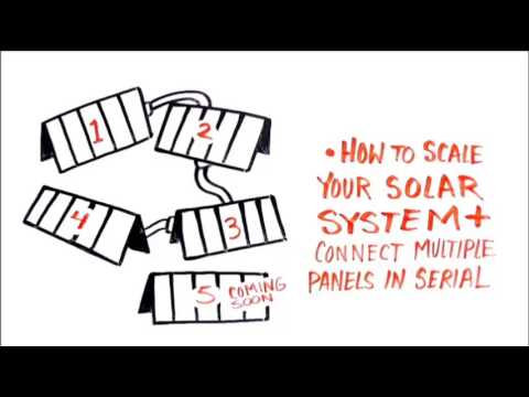 Living Off The Grid with DIY Solar Panels – Easy To Make Solar Panel Kits/Systems