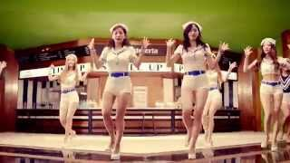"Download Lagu T-ARA[티아라] ""완전 미쳤네 [So Crazy]"" M/V Mp3"