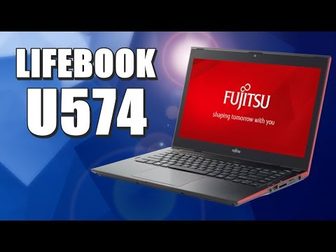 Fujitsu LIFEBOOK U574 - Review (Deutsch)