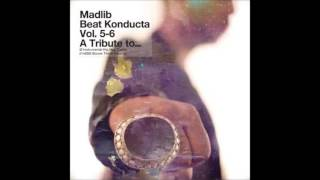 Madlib - Blast (Computer Rock)
