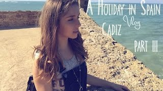 Cadiz Spain  city photo : Vlog | A Holiday in Spain, Cadiz Sandcastles and Exotic fruit