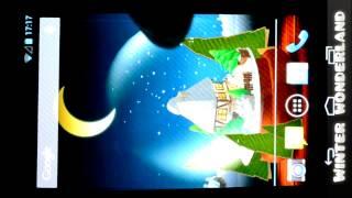 Winter Wonderland 3D Wallpaper YouTube video