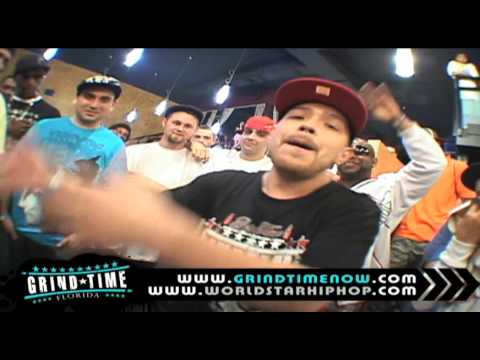 Grind Time Now Presents: Illmaculate vs Hollow Da Don (2009)