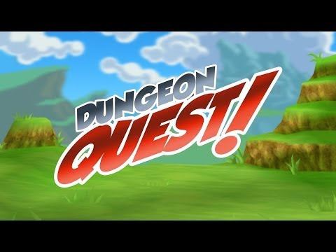 Downgeon Quest gameplay