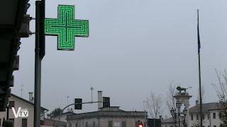 Inaugurazione farmacia comunale a Bigolino