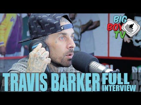 Travis Barker FULL INTERVIEW | BigBoyTV