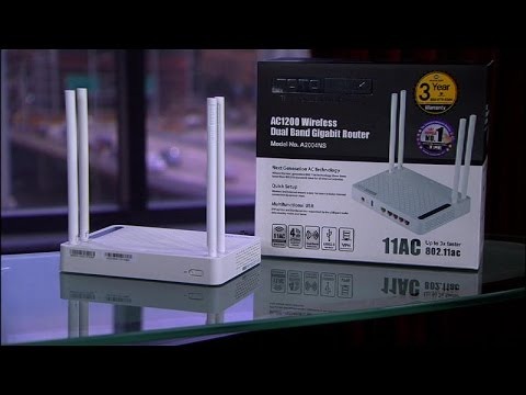 The Totolink A2004NS is a great home Wi-Fi router, with a little catch