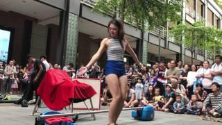 Video 信義街頭藝人 - 立微 表演項目:足技 MP3, 3GP, MP4, WEBM, AVI, FLV Juni 2018