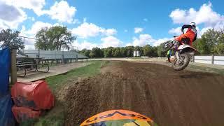 6. 2018 KTM 250 SX-F