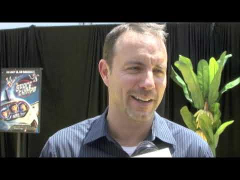 Kirk De Micco Interview - 'Space Chimps'