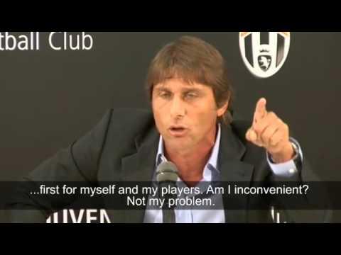 Chelsea confirm Conte