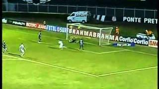 Ponte Preta 2 x 0 Grêmio Barueri - Gols - Brasileirão Série B 2011