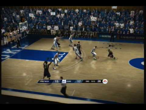 ncaa march madness 2008 xbox 360 review