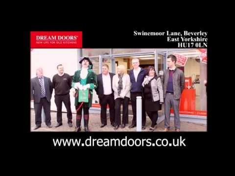 Beverley Kitchen Showroom video