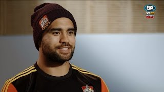 Rugby HQ - Liam Messam | Super Rugby Video Highlights 2015