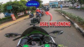 Video AUTO GEBER EDISI SUNMORI #motovlog indonesia MP3, 3GP, MP4, WEBM, AVI, FLV Juni 2019