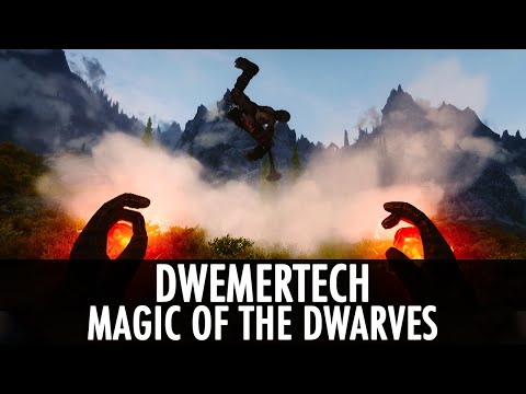 Skyrim Mod: Dwemertech – Magic of the Dwarves