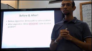 Algorithms analysis & Design - Dr.Ahmed Salah - Sec 1