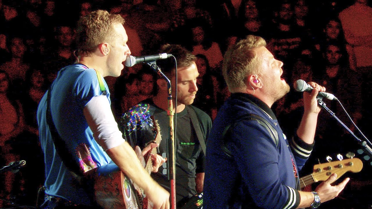 Watch Coldplay's Devastating Prince Cover news