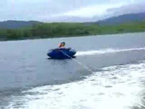 funny water tubing