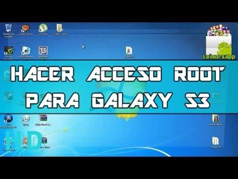 4.3 - Hola a todos!! Aqui os dejo un video donde aprendereis hacer root al samsung galaxy s3 en la nueva version 4.3 oficial que ha salido en noviembre. Aqui el ar...