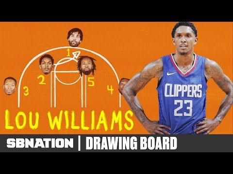 Video: Lou Williams has become more than a