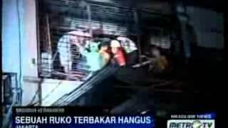 Muarakarang Indonesia  City new picture : Berita Kebakaran Di Ruko Muara Karang.mp4