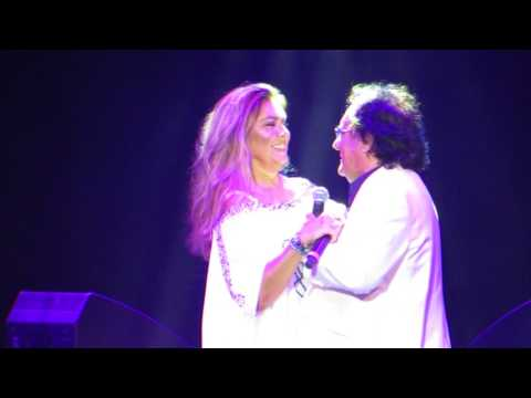 al bano & romina live a roma 2017 - we'll leave it all again (con ballo)