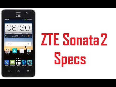 ZTE Sonata 2 Specs & Features
