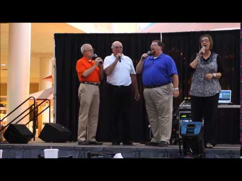 Joyful Noise Quartet At Gospel Music Expo 2014