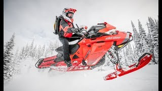 5. Ski-Doo 2019 - Backcountry XRS 850 E-TEC