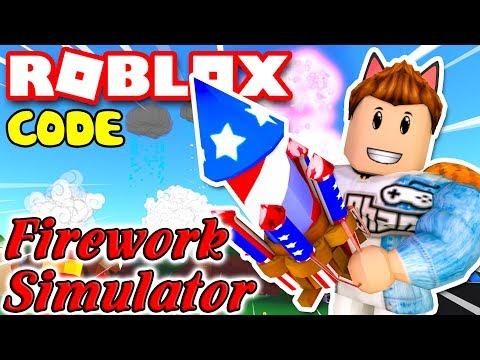 Roblox | KIA BẮN PHÁO HOA KHÔNG SỢ BỊ CÔNG AN BẮT - Firework Simulator
