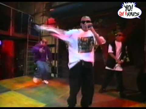 Da Youngstas – Pass Da Mic (Remix) (Live) @ Yo MTV Raps 1992