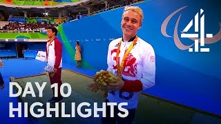 Rio Paralympics 2016 | Highlights Of Day 10