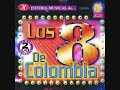 POR CUANTO ME LO DAS  Los Ocho De Colombia.wmv