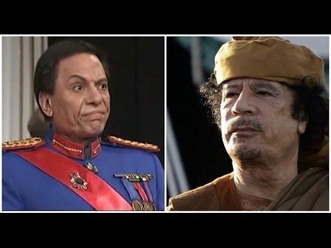 محمد عشوب يروى تفاصيل محاولة القذافي لإغتيال عادل إمام