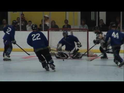 HS roller hockey – 2009 MOIHA playoff highlight reel